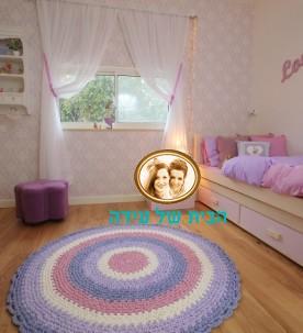 עיצוב החדר של שירה