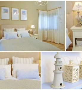 חדר השינה של יערה ודן