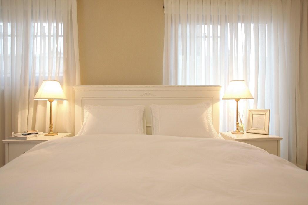 חדר השינה של דנה ותמיר