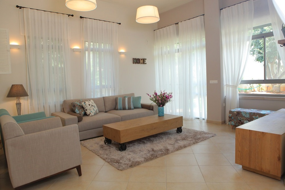 עיצוב הבית של אילה וניר