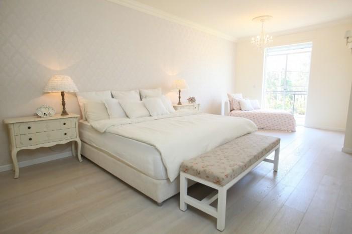 חדר השינה של דנה ויועד