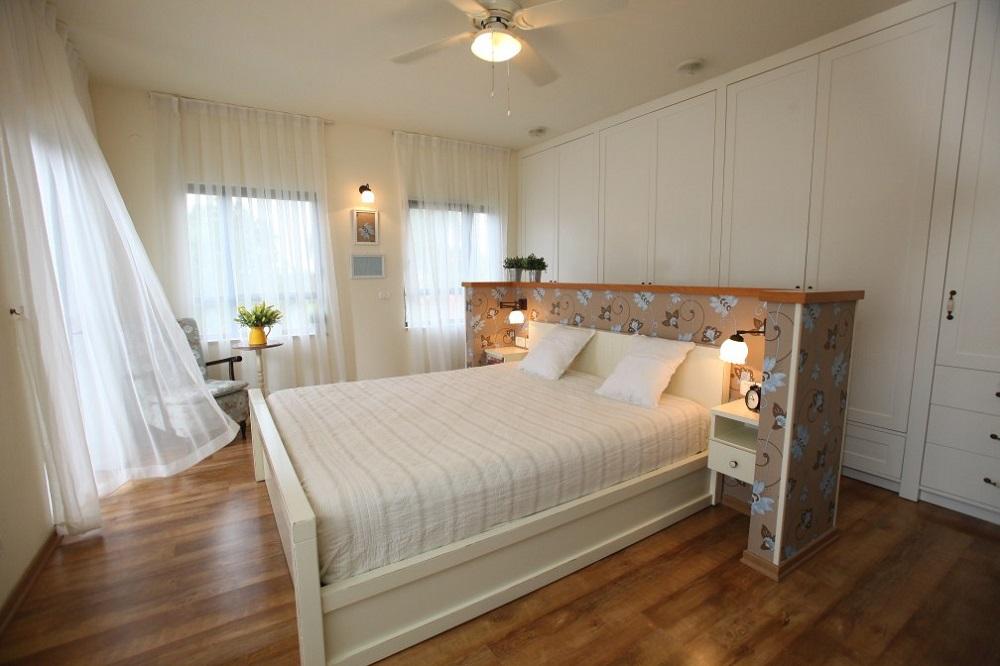 חדר השינה של שחר ויובל