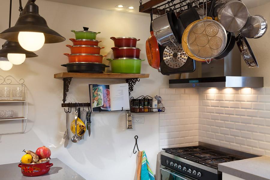 עיצוב המטבח של יניב ומאיה