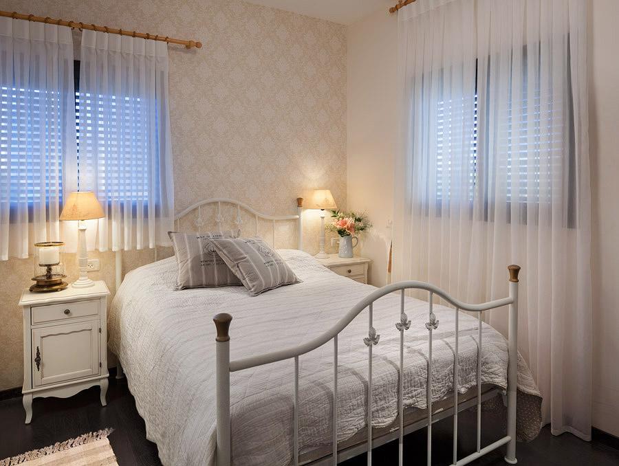 חדר השינה של מאיה ויניב