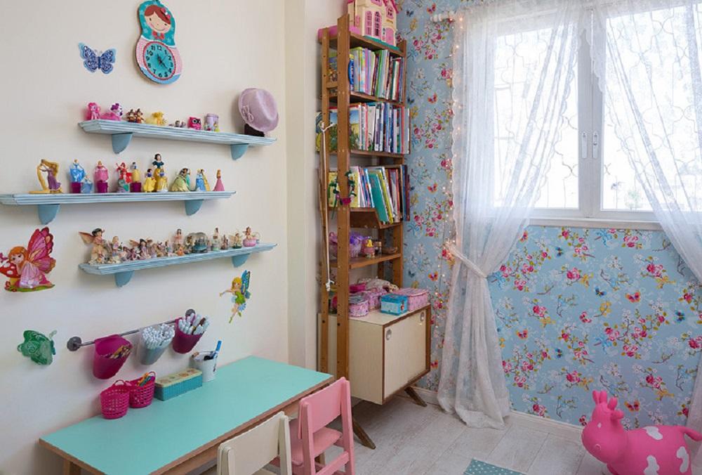עיצוב חדר משחקים