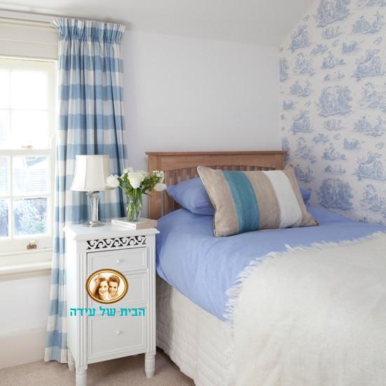 שילוב מקסים לחדר ילדים מתוך: www.housetohome.co.uk