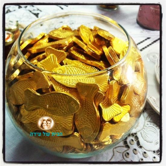 דגי זהב...שנהיה לראש ולא לזנב
