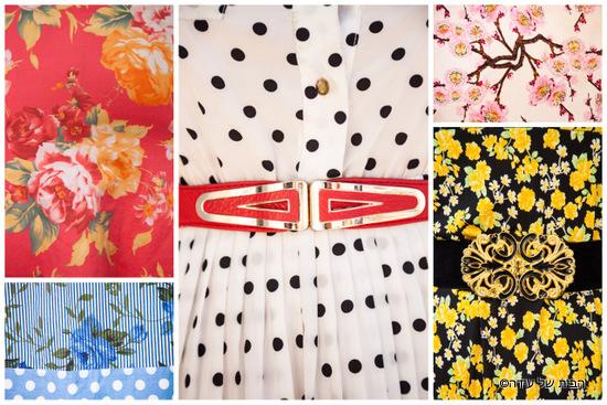 שמלות קיץ פרחוניות