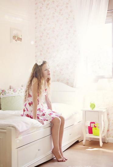 החדר של עמית-חדר ילדים בסגנון פרובנס