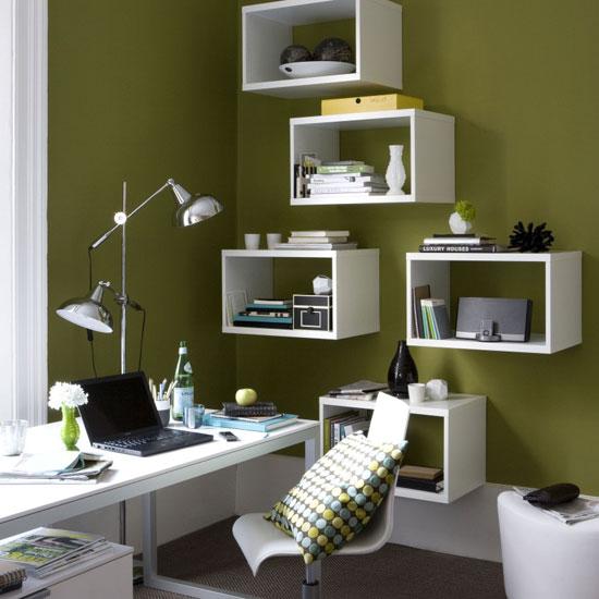 שימוש במידוף שונה, קוביות צפות. מתוך: www.roomenvy.co.uk_.