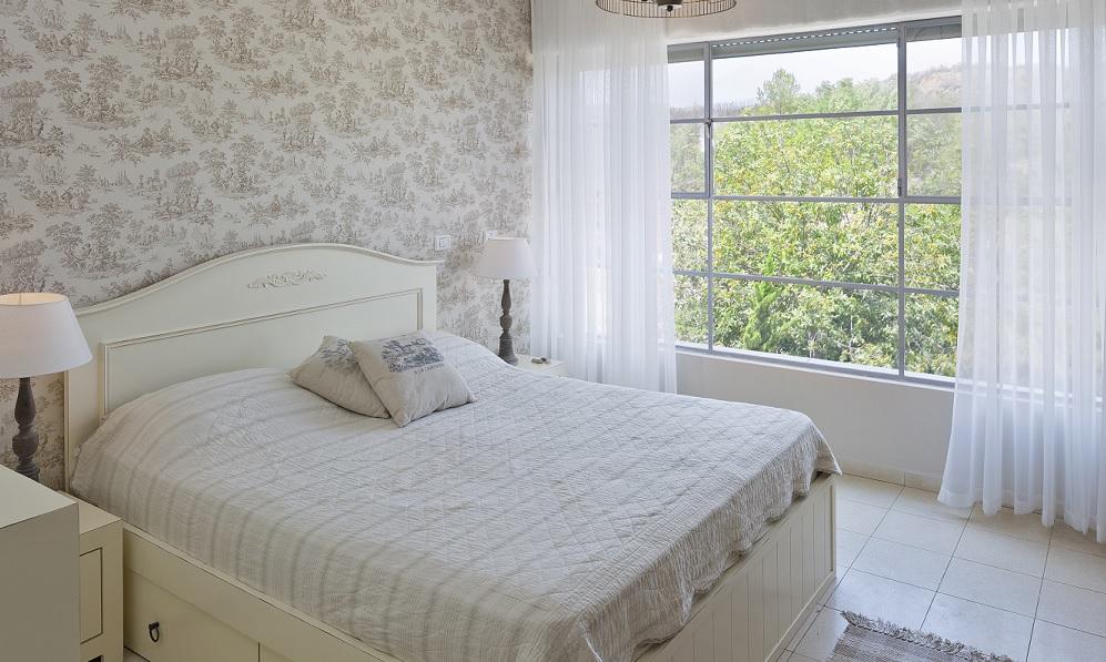חדר השינה של תמר ואודי