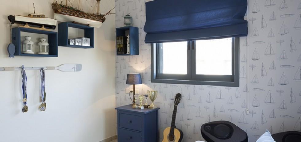 תמונות עיצוב החדר של רן