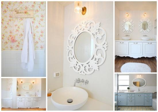 השראות לעיצוב האמבטיה