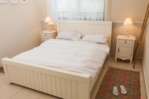 חדר שינה רגוע