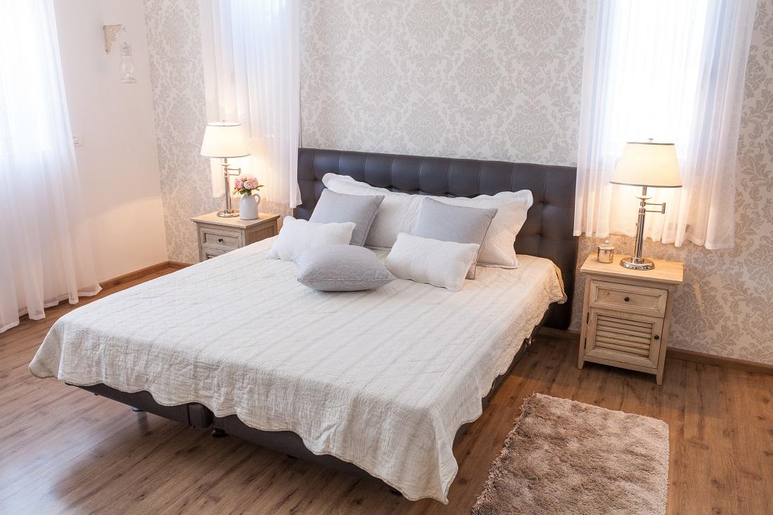 חדר השינה של רוחל'ה וישראל