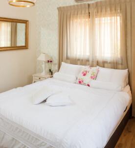 חדר השינה של מילי ואמיר
