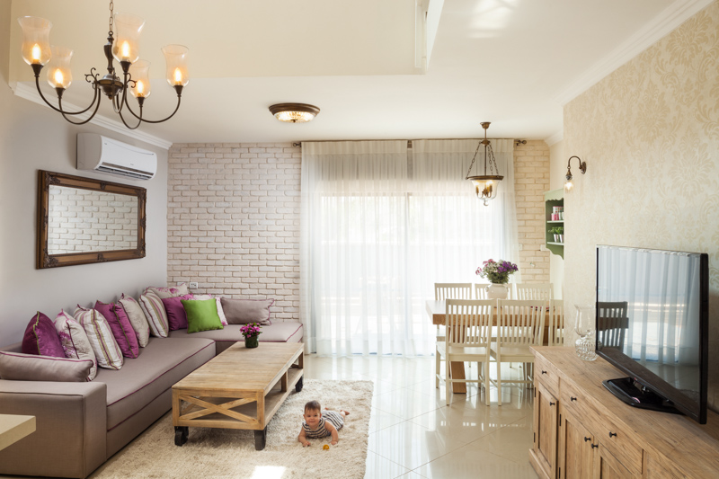 הסלון של אפרת ורובי