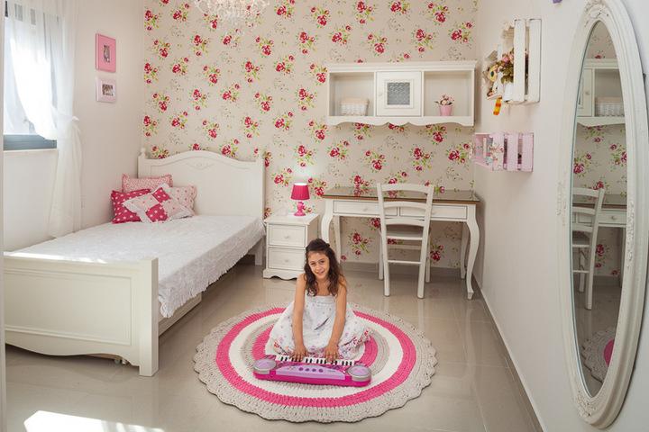 טפטים מעוצבים לחדרי ילדים