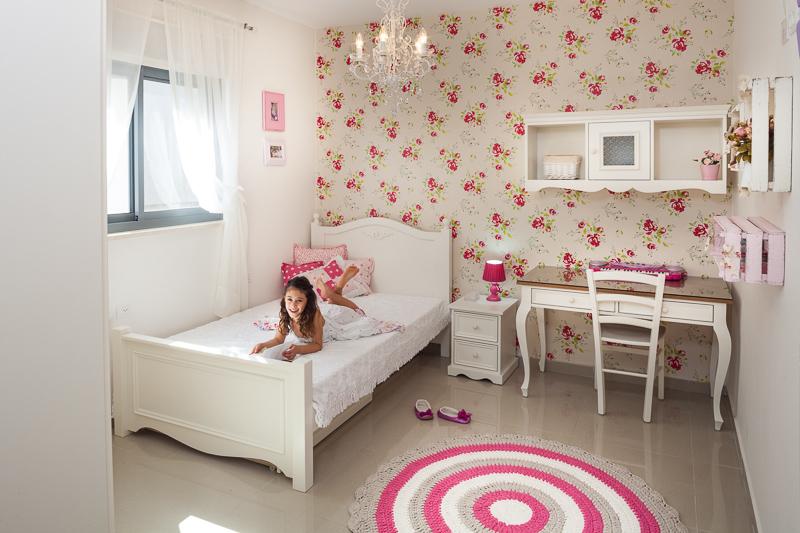 עיצוב החדר של מאיה