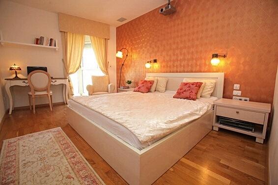 חדר השינה של גיא ומיכל