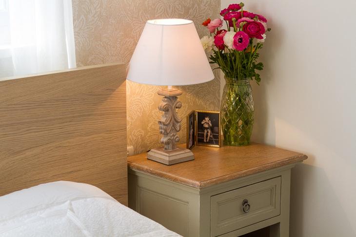 חדר השינה של אפרת ואלון