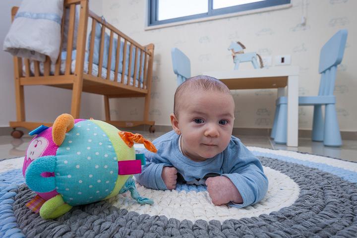 צילום תינוקות