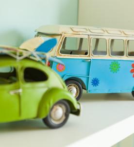 צעצועים בחדר ילדים