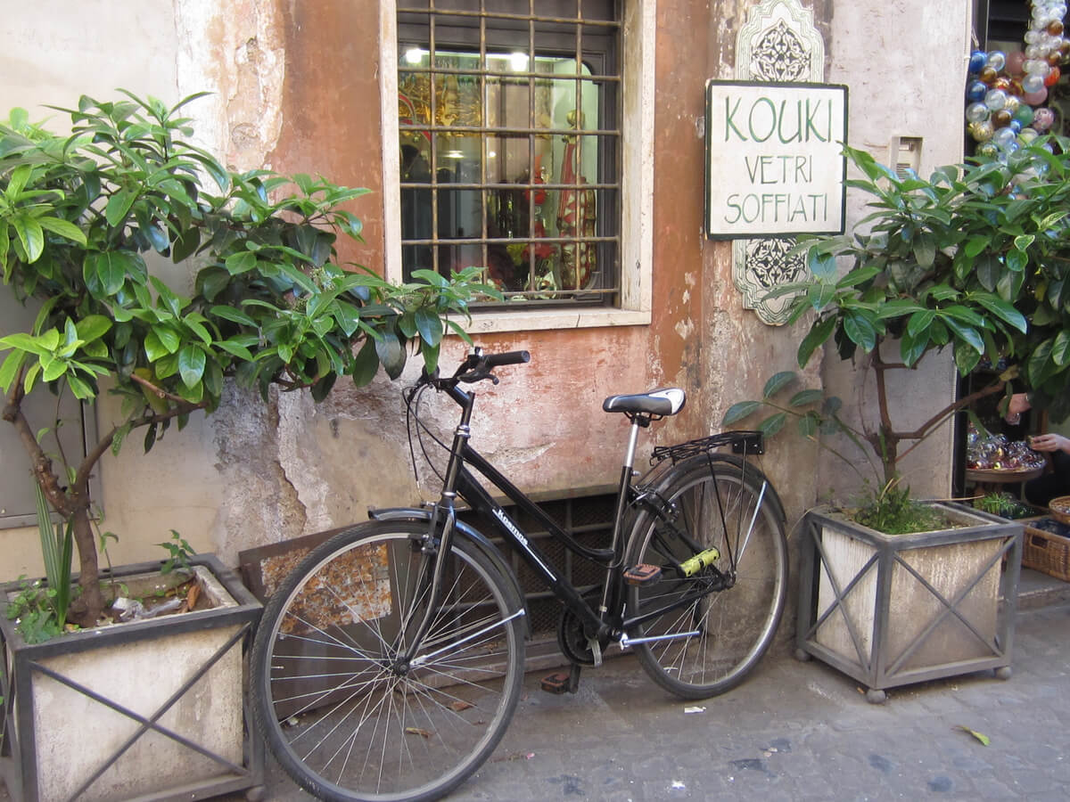 אתרים ברומא