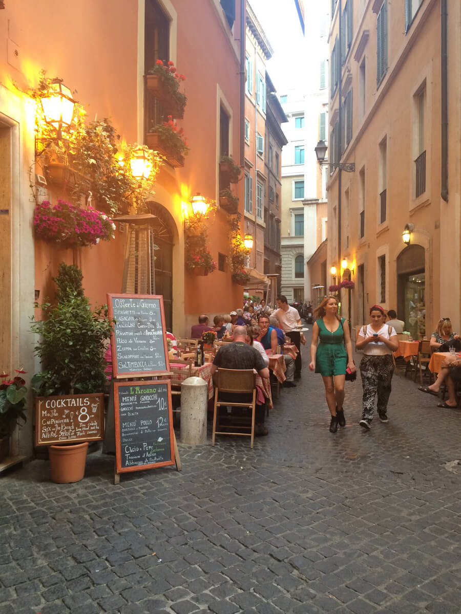טיפים על רומא