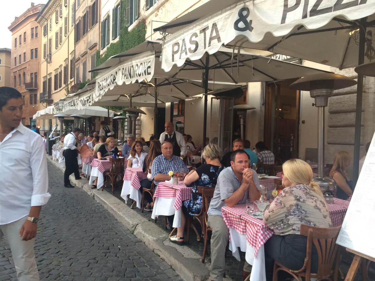 חנויות ברומא