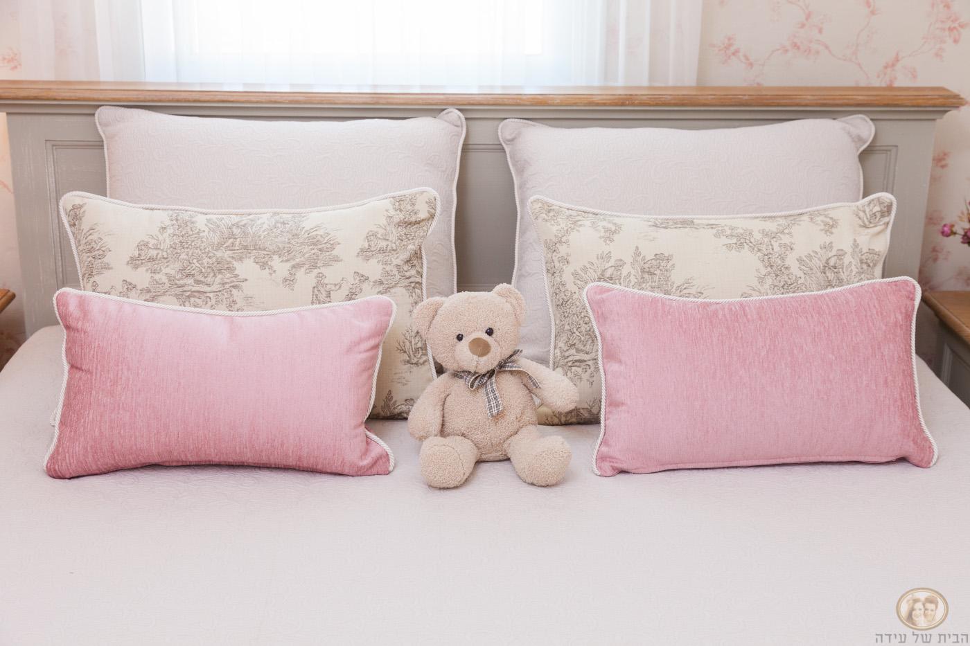 טקסטיל למיטה