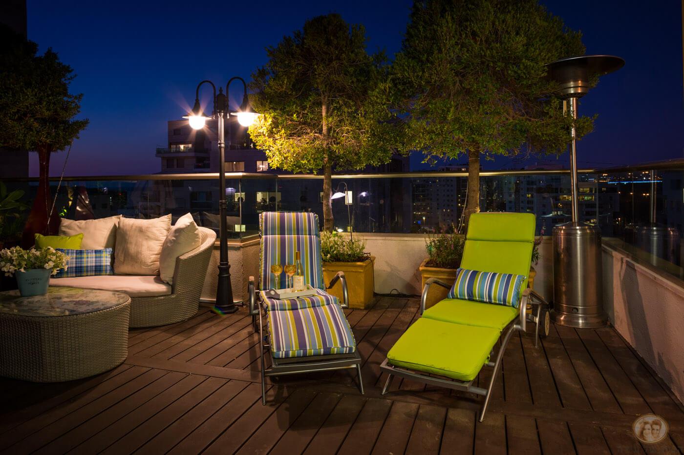 כסאות נוח למרפסת