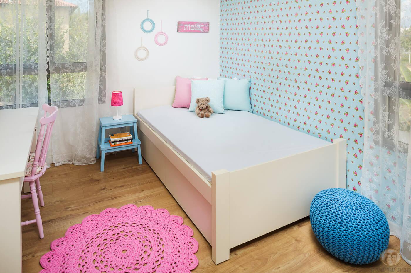 טפטים בחדרי ילדים