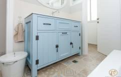 עיצוב חדר האמבטיה והשירותים של תיקי וניר