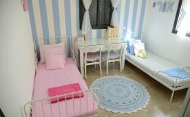עיצוב חדר בן בת