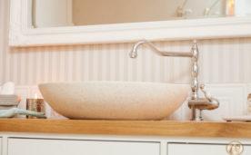 עיצוב חדר האמבטיה של ליזי וגיא