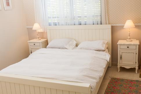 גופי תאורה בחדר שינה