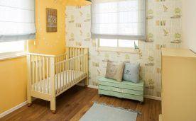 עיצוב חדר תינוק מקורי