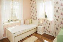 עיצוב חדר ילדים ורוד