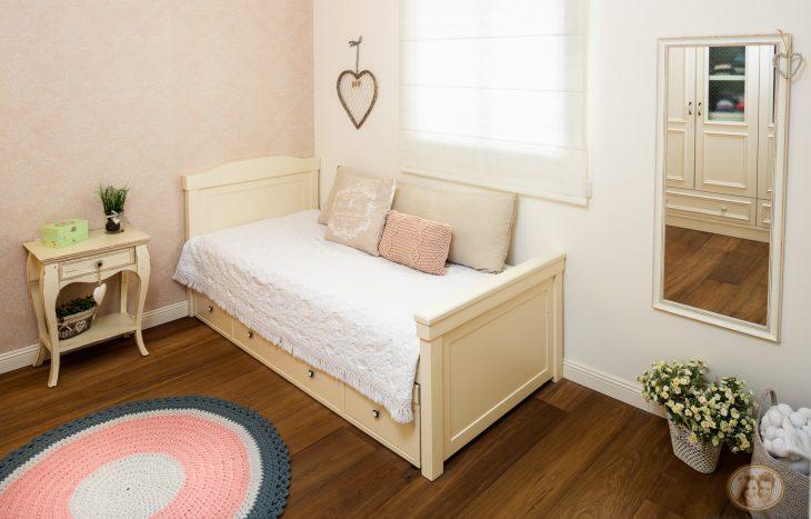 עיצוב חדר לילדה