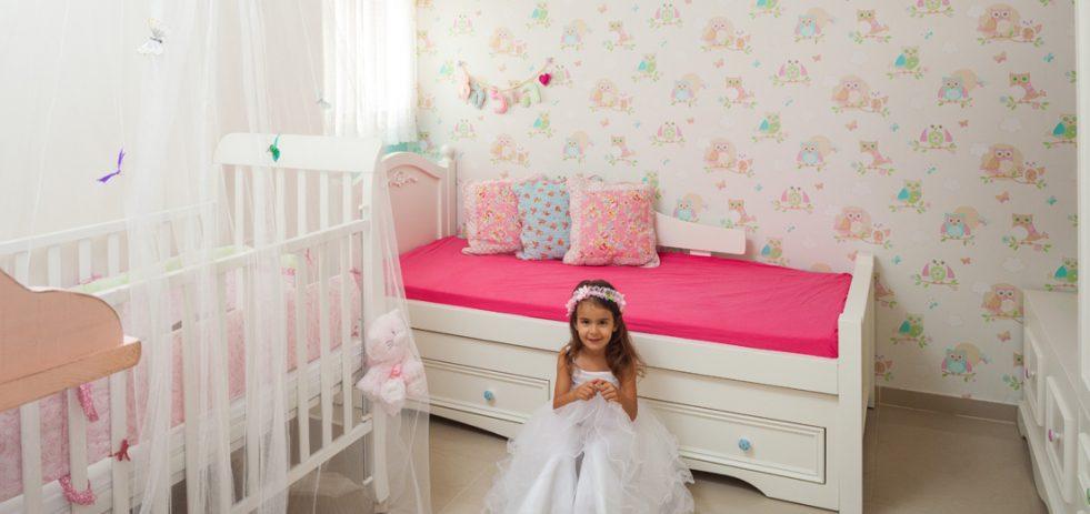 טפט לחדר תינוק