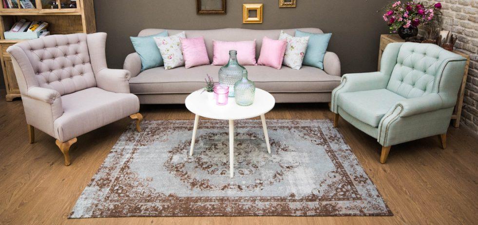 כורסא שטיח וינטאג'
