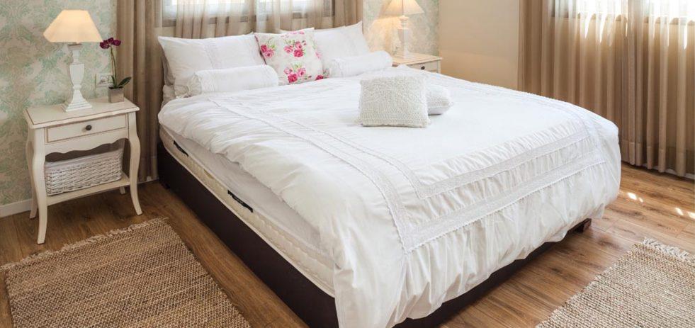 שטיח cחדר שינה