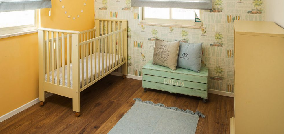 סליידר שטיח לחדר ילדים