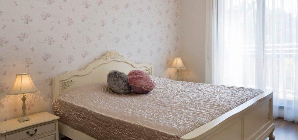 סליידר טפט לחדר שינה