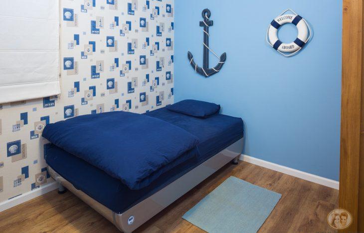 עיצוב חדרי ילדים לבן