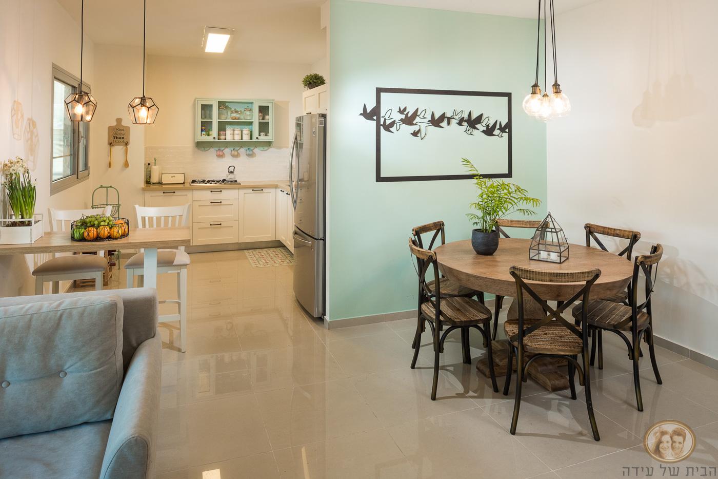 עיצוב דירה אורבנית