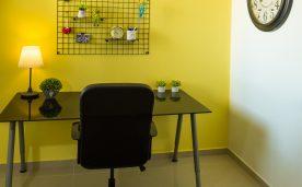 חדר עבודה-אחרי