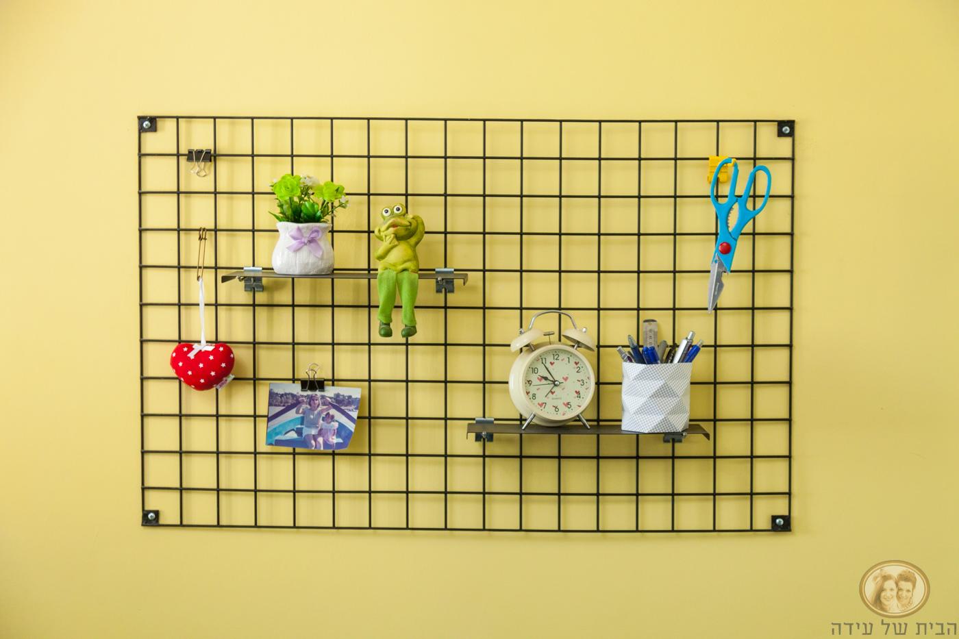 עיצוב חדר עבודה ביתי