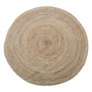שטיח רוני חבל עגול מודרני